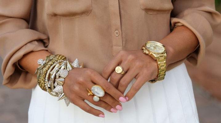 Золотой браслет Pandora (28 фото): вес кожаного украшения с золотом, серебром или с шармами