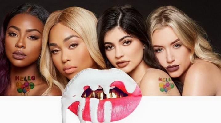 Блеск для губ Kylie Cosmetics