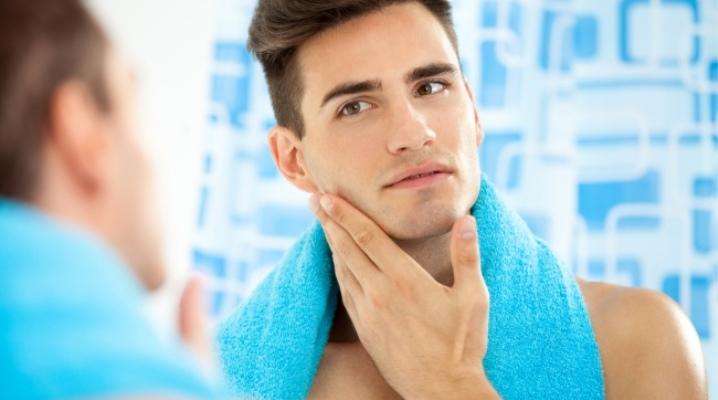 Гель для бритья Gillette
