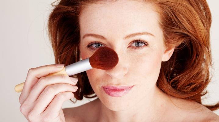 Как с помощью макияжа уменьшить нос?