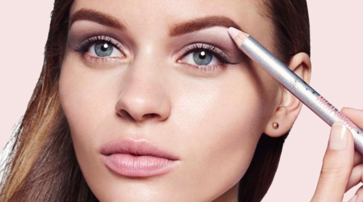 Карандаш-хайлайтер для бровей: как пользоваться, как наносить на лицо?
