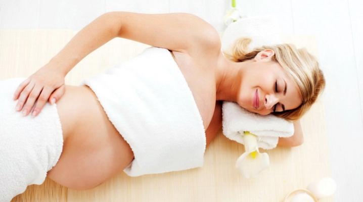 Полезен ли беременным массаж 28