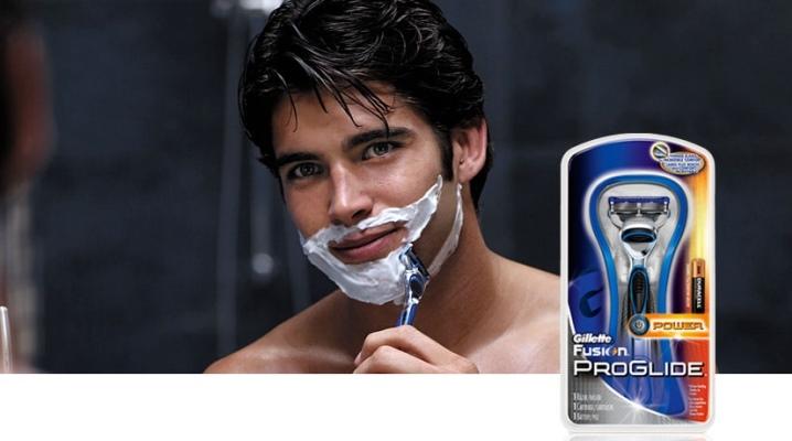 Станок для бритья Gillette