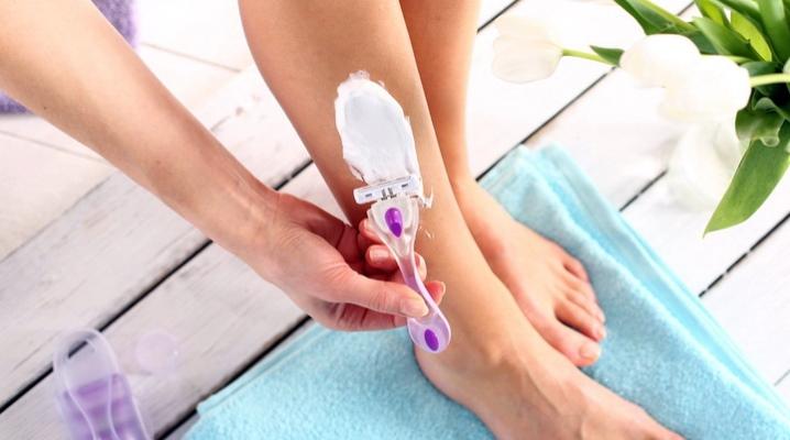Женский станок для бритья