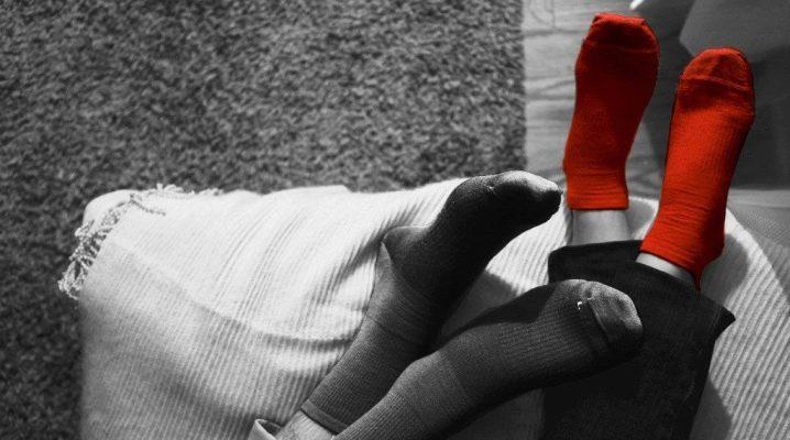 Эффективные средства и методы стирки носков