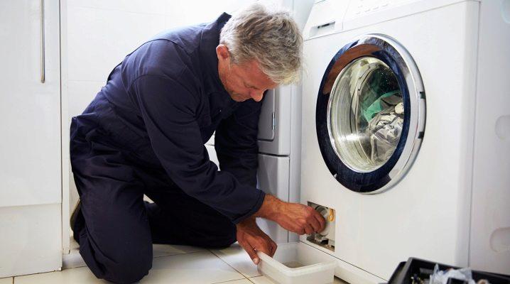 Как почистить сливной фильтр в стиральной машине? Способы очистки мишинки в домашних условиях