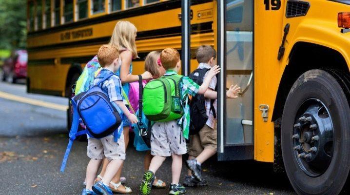 Правила поведения в общественном транспорте для школьников