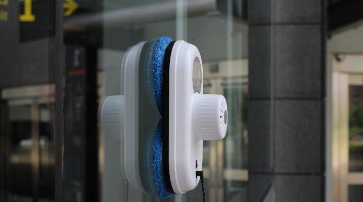 Как выбрать магнитную щетку для мытья окон?