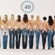 40 размер джинсов – это какой?