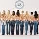 48 размер джинсов – это какой?