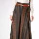 Длинные тёплые юбки на осень и зиму