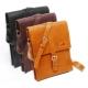Кожаная сумка-планшет для мужчин и женщин