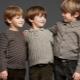 Красивые пуловеры для мальчиков и девочек