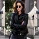 Куртка чёрная - универсальность и практичность!