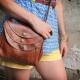 Маленькая женская сумка через плечо - хит сезона!