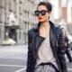 Модные кожаные женские куртки от фабрики «Каляев»