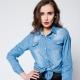 Обзор новинок джинсовых курток у известных брендов