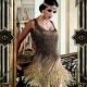 Платье в стиле «Великий Гэтсби» - роскошь 20-х годов
