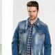 С чем носить джинсовую мужскую куртку?