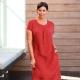 Льняные платья и сарафаны для полных женщин