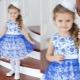 Модные и красивые платья для девочек 2-3 лет