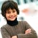 Модный свитер для мальчика