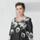 Платья-туники для полных женщин