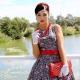 Платья в стиле стиляг - ярко и неординарно