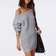 Свитер-платье – оставайтесь женственной даже зимой