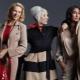 Демисезонное пальто для женщин после 50 лет
