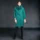 Двубортное пальто всегда в моде