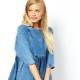 Джинсовые платья – новинки 2020