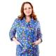 Фланелевый халат - для комфортного времяпровождения