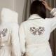 Халат с вышивкой – подчеркните индивидуальность