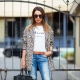 Леопардовое пальто – снова в моде