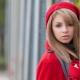 Модные подростковое пальто для девочек