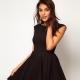 Платье с пышной юбкой - тенденции 50-х снова в моде!