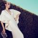 Платье с воланом - для романтичных натур