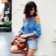 Модные женские джинсовые шорты 2016 года