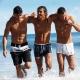 Мужские пляжные шорты 2017 года