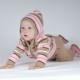 Вязаные детские костюмы