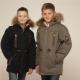 Зимняя парка для мальчика-подростка