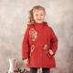 Детская куртка-парка для девочки