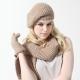 Комплект: шапка, перчатки и шарф