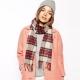 Модный кашемировый женский шарф