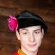 Русские кепки в народном стиле