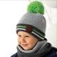 Шарф и шапка для мальчика