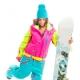 Женский костюм для сноуборда