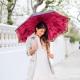 Большой зонт - спасение от дождя и ветра