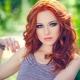 Какие цвета одежды подходят девушкам с рыжим цветом волос?